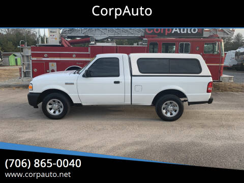 2008 Ford Ranger for sale at CorpAuto in Cleveland GA