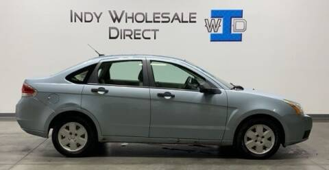 2008 Ford Focus for sale at Indy Wholesale Direct in Carmel IN
