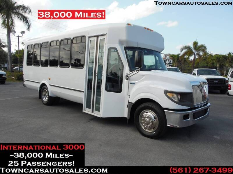 2013 International 3000IC for sale at Town Cars Auto Sales in West Palm Beach FL