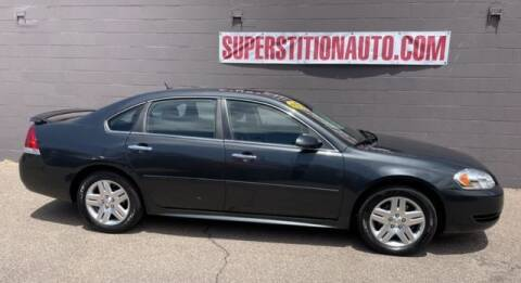 2014 Chevrolet Impala Limited for sale at Superstition Auto in Mesa AZ