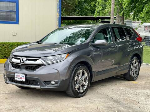2018 Honda CR-V for sale at USA Car Sales in Houston TX