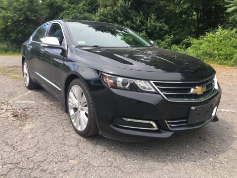 2015 Chevrolet Impala for sale at Motuzas Automotive Inc. in Upton MA