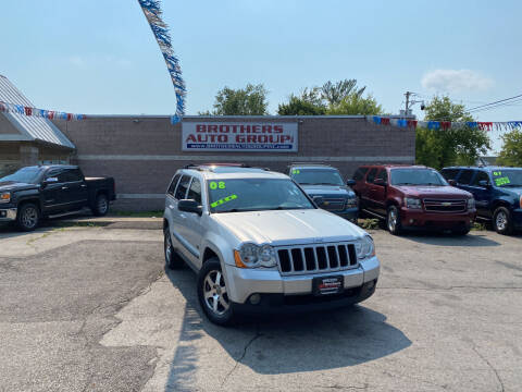 2008 Jeep Grand Cherokee for sale at Brothers Auto Group in Youngstown OH