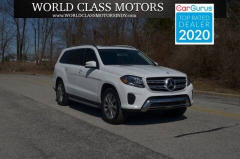 2017 Mercedes-Benz GLS for sale at World Class Motors LLC in Noblesville IN