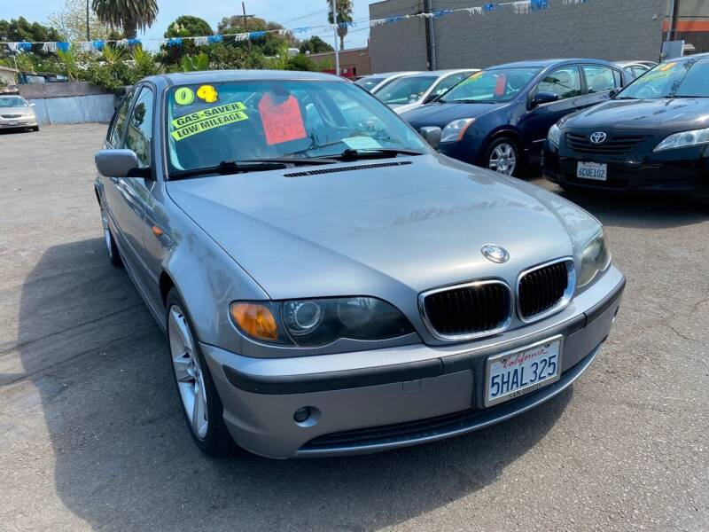 2004 BMW 3 Series for sale at North County Auto in Oceanside CA