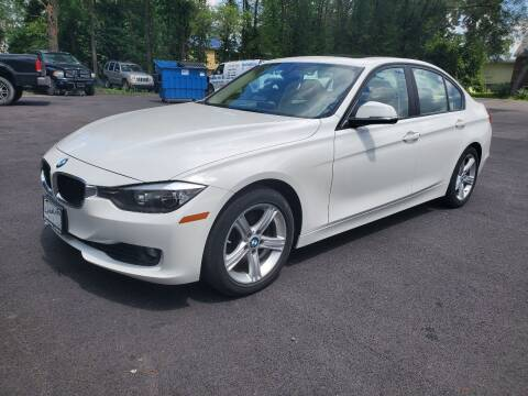 2013 BMW 3 Series for sale at AFFORDABLE IMPORTS in New Hampton NY