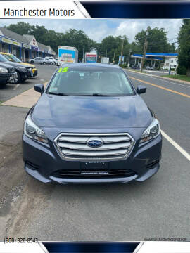 2015 Subaru Legacy for sale at Manchester Motors in Manchester CT