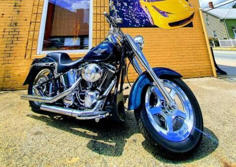 2002 Harley-Davidson FATBOY CRUISER for sale at Porcelli Auto Sales in West Warwick RI