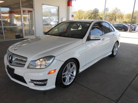2014 Mercedes-Benz C-Class for sale at Auto America in Charlotte NC