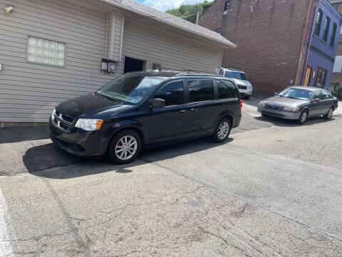 2014 Dodge Grand Caravan for sale at 57th Street Motors in Pittsburgh PA