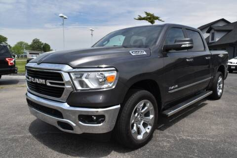 2019 RAM Ram Pickup 1500 for sale at Heritage Automotive Sales in Columbus in Columbus IN
