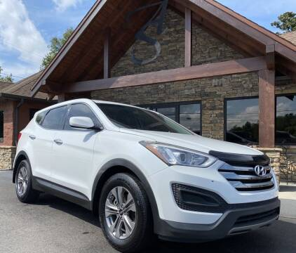 2016 Hyundai Santa Fe Sport for sale at Auto Solutions in Maryville TN