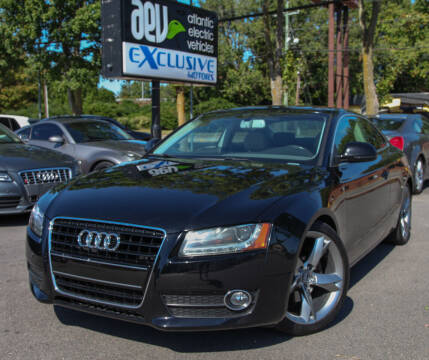 2008 Audi A5 for sale at EXCLUSIVE MOTORS in Virginia Beach VA