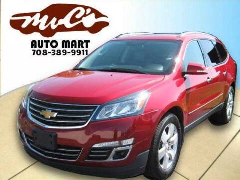 2013 Chevrolet Traverse for sale at Mr.C's AutoMart in Midlothian IL