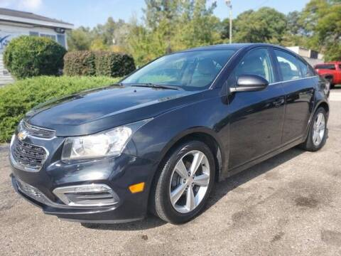 2015 Chevrolet Cruze for sale at Paramount Motors in Taylor MI