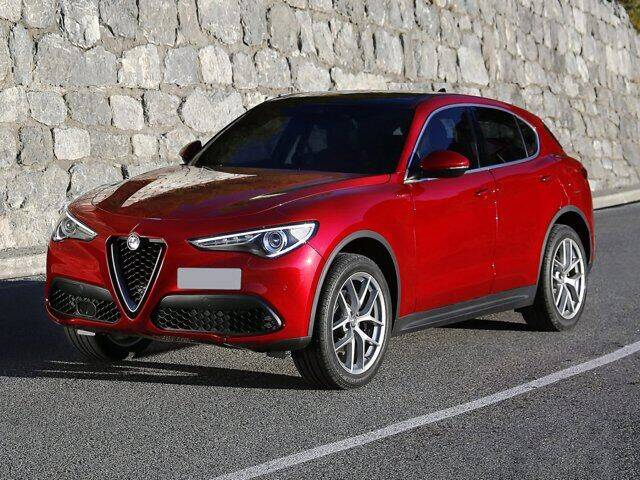 2018 Alfa Romeo Stelvio for sale at Legend Motors of Ferndale - Legend Motors of Waterford in Waterford MI