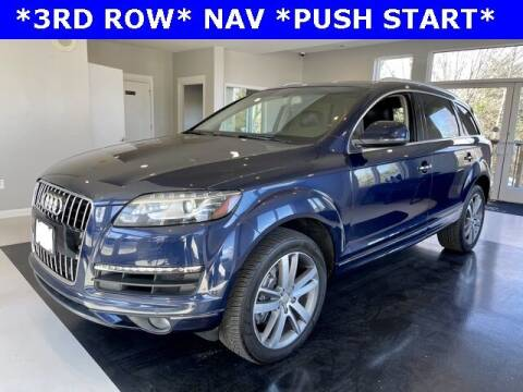 2014 Audi Q7 for sale at Ron's Automotive in Manchester MD