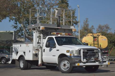 2002 Ford F550 Super Duty for sale at Mission City Auto in Goleta CA