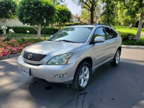2006 Lexus RX 330 for sale at E MOTORCARS in Fullerton CA