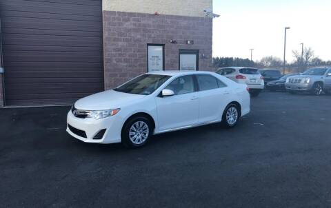 2014 Toyota Camry for sale at CarNu  Sales in Warminster PA