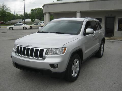 2012 Jeep Grand Cherokee for sale at Premier Motor Co in Springdale AR