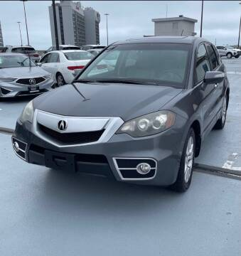 2011 Acura RDX for sale at Eastclusive Motors LLC in Hasbrouck Heights NJ