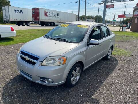 2008 Chevrolet Aveo for sale at Import Auto Mall in Greenville SC