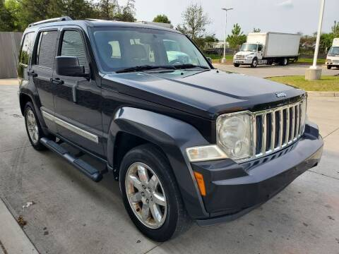 2011 Jeep Liberty for sale at M & M Auto Brokers in Chantilly VA