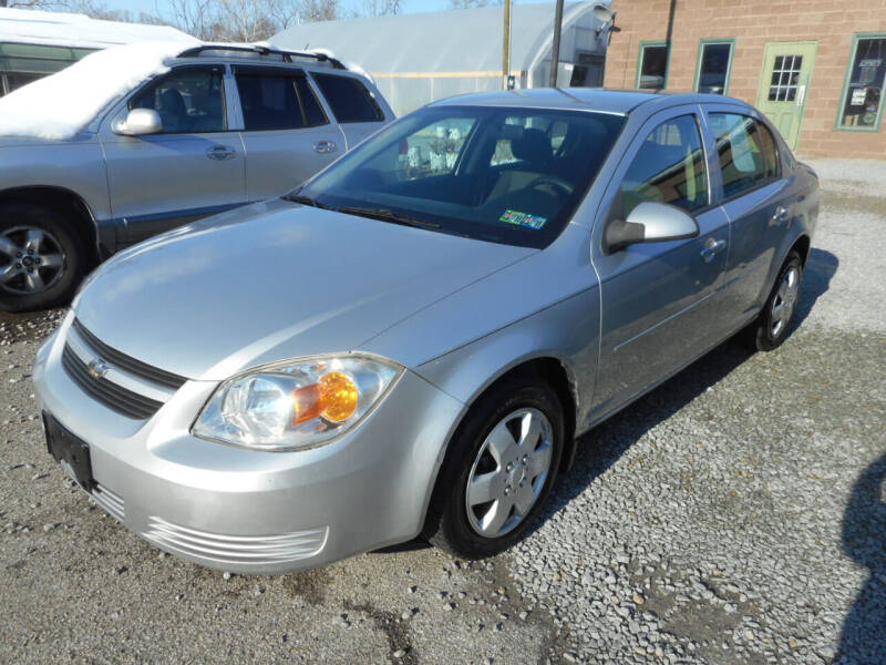 2010 Chevrolet Cobalt for sale at Sleepy Hollow Motors in New Eagle PA