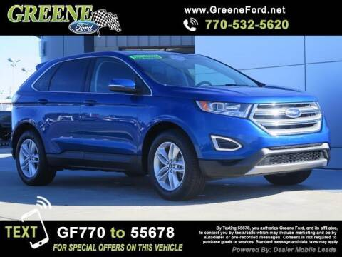 2018 Ford Edge for sale at NMI in Atlanta GA