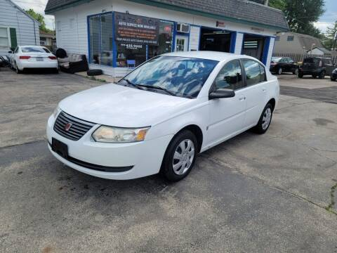 2007 Saturn Ion for sale at MOE MOTORS LLC in South Milwaukee WI