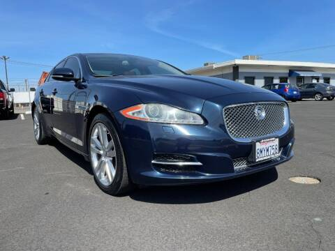 2011 Jaguar XJ for sale at Approved Autos in Sacramento CA