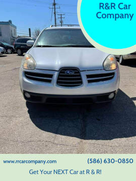 2006 Subaru B9 Tribeca for sale at R&R Car Company in Mount Clemens MI