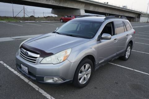 2010 Subaru Outback for sale at Sports Plus Motor Group LLC in Sunnyvale CA