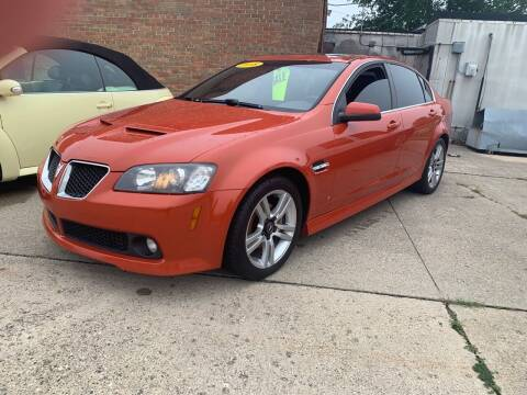 2008 Pontiac G8 for sale at Cars To Go in Lafayette IN
