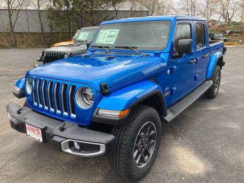 2021 Jeep Gladiator for sale at Louisburg Garage, Inc. in Cuba City WI