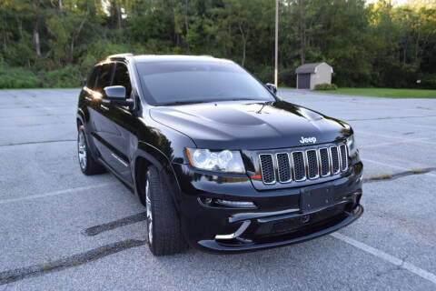 2012 Jeep Grand Cherokee for sale at CAR TRADE in Slatington PA