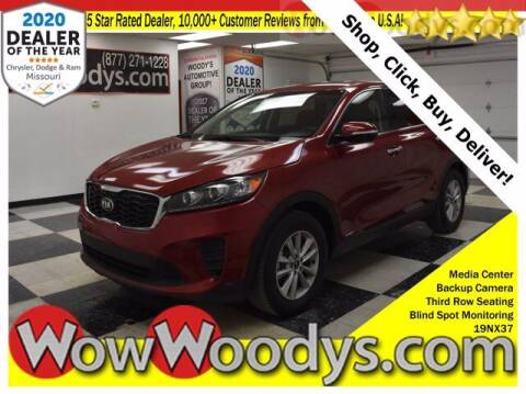 2019 Kia Sorento for sale at WOODY'S AUTOMOTIVE GROUP in Chillicothe MO