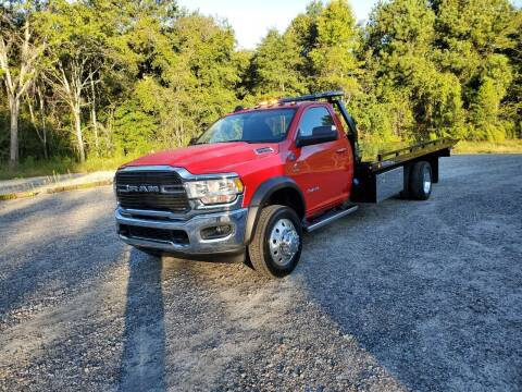 2019 RAM Ram Chassis 5500 for sale at Deep South Wrecker Sales in Loganville GA