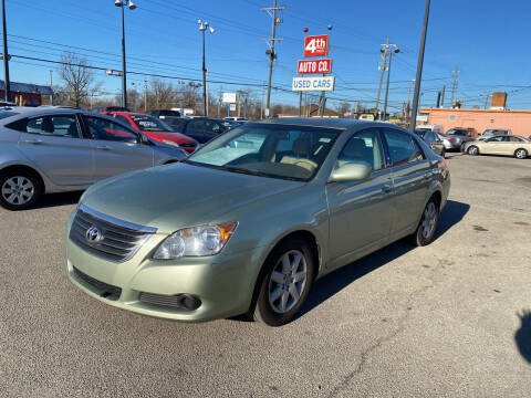 2008 Toyota Avalon for sale at 4th Street Auto in Louisville KY