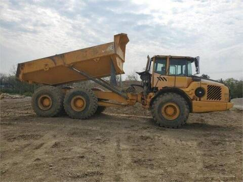 2008 Volvo A25E - ENCLOSED CAB for sale at Vehicle Network - Milam's Equipment Sales in Sutherlin VA