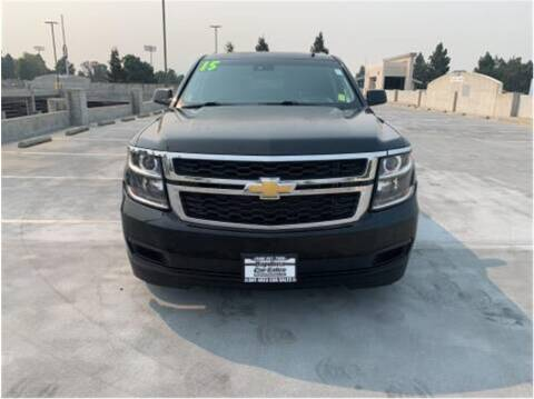 2015 Chevrolet Suburban for sale at BAY AREA CAR SALES 2 in San Jose CA