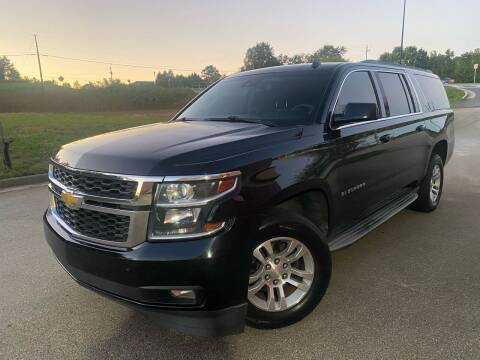 2015 Chevrolet Suburban for sale at Gwinnett Luxury Motors in Buford GA