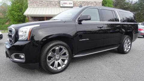 2015 GMC Yukon XL for sale at Driven Pre-Owned in Lenoir NC