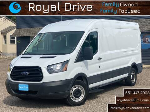 2019 Ford Transit Cargo for sale at Royal Drive in Newport MN
