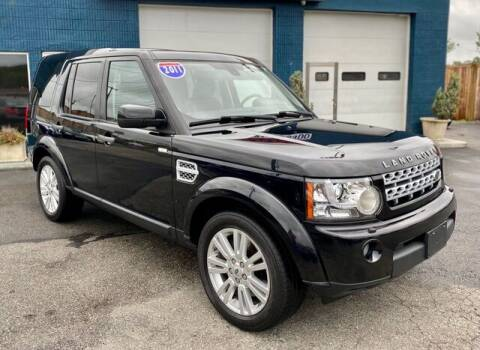 2011 Land Rover LR4 for sale at Saugus Auto Mall in Saugus MA