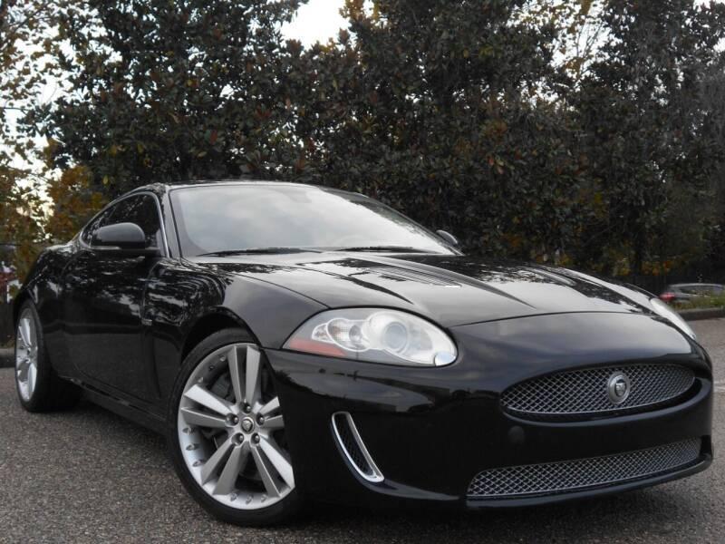 2011 Jaguar XK for sale at PORT TAMPA AUTO GROUP LLC in Riverview FL