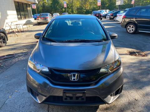 2017 Honda Fit for sale at J Franklin Auto Sales in Macon GA