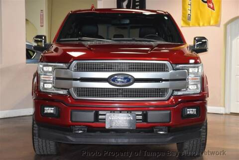 2019 Ford F-150 for sale at Tampa Bay AutoNetwork in Tampa FL