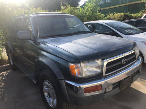 1997 Toyota 4Runner for sale at Auto Access in Irving TX